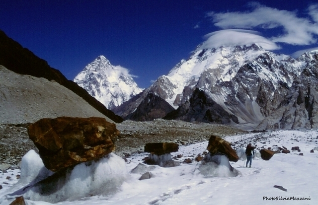 K2 e Broad Peak